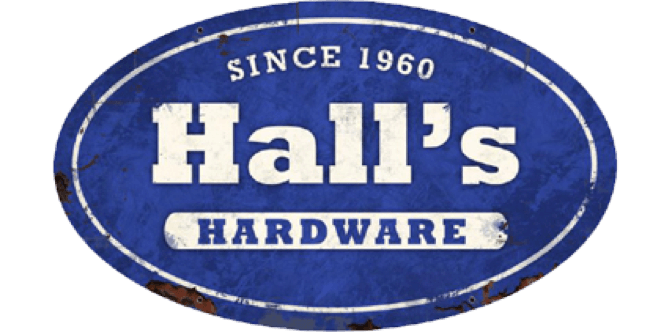 Hall's Hardware and Lumber