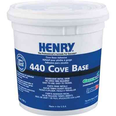 Henry Cove Base Adhesive, 1 Gal.