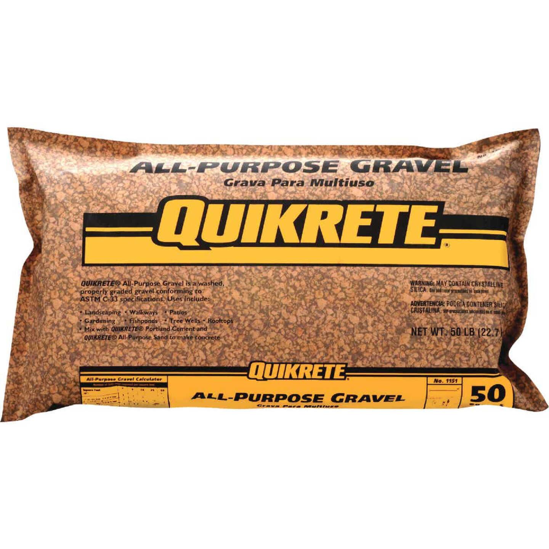 Quikrete 0.5 Cu. Ft. 50 Lb. All-Purpose Gravel Image 1