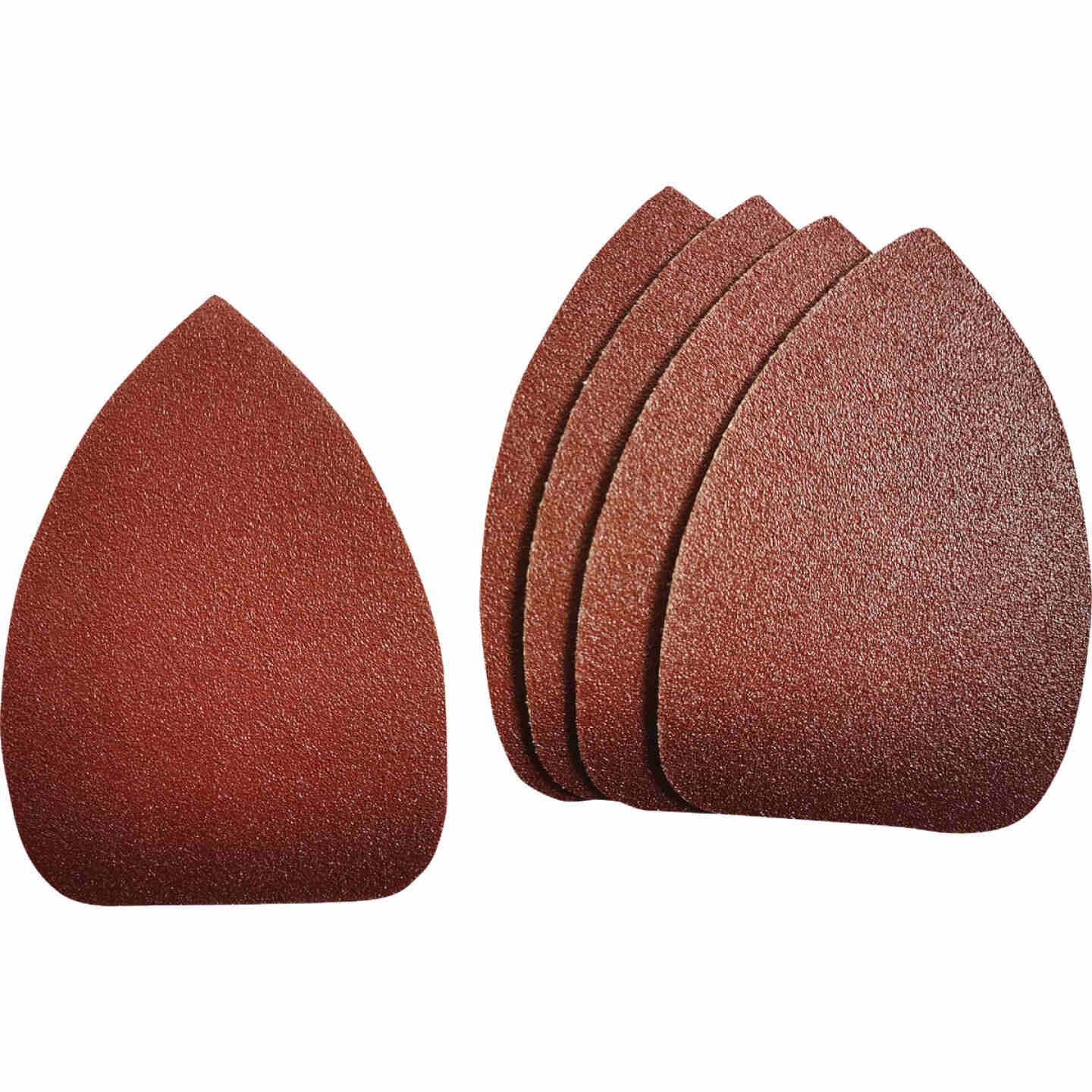 Boss 100 Grit Mouse Sandpaper (5-Pack) Image 2