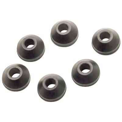 Do it 17/32 In. Black Beveled Faucet Washer (6 Ct.)
