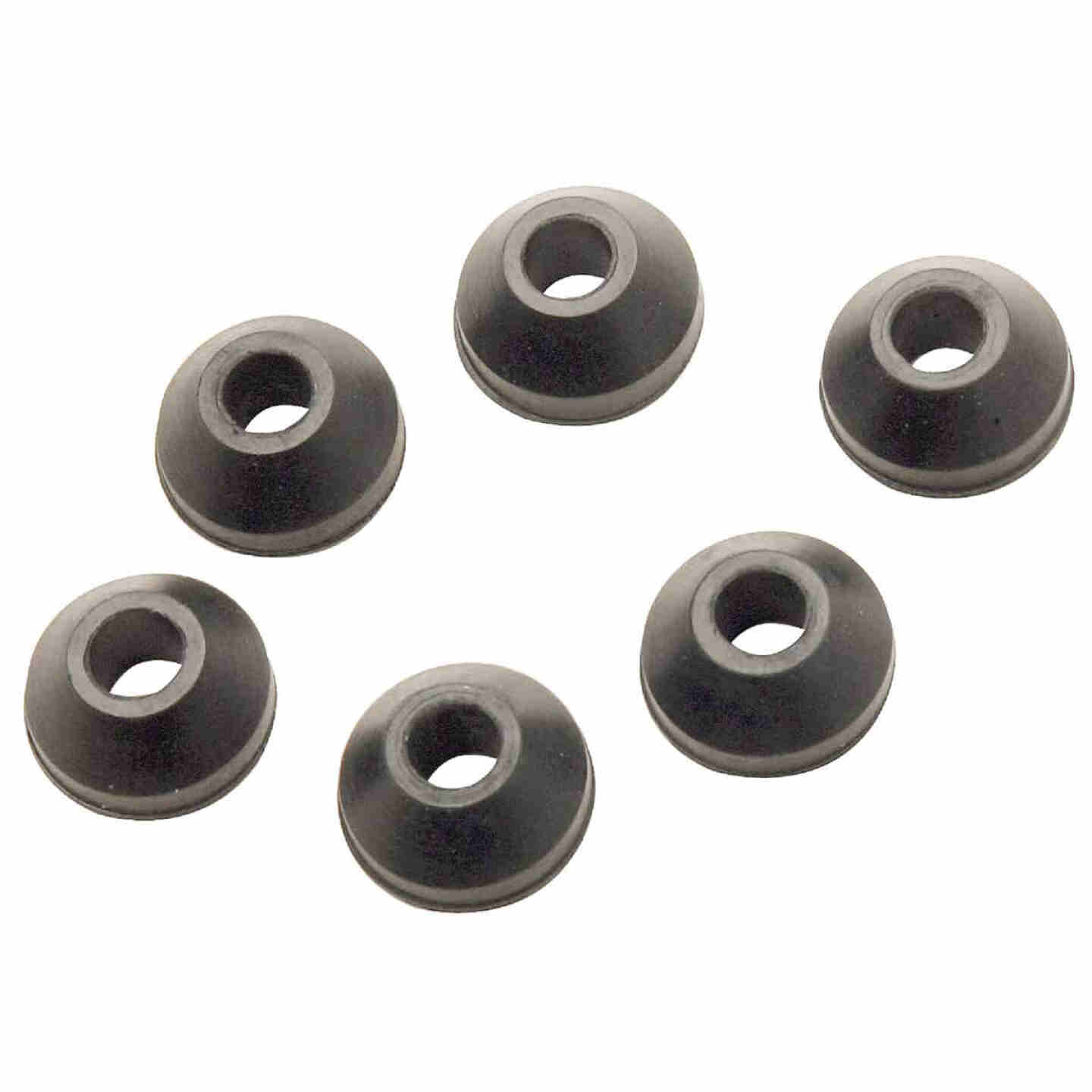 Do it 11/16 In. Black Beveled Faucet Washer (6 Ct.) Image 1