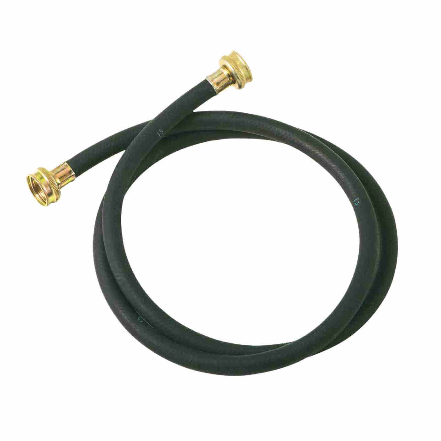 Do it 4 Ft. Reinforced EPDM Rubber Inlet Pressure Hose Image 1