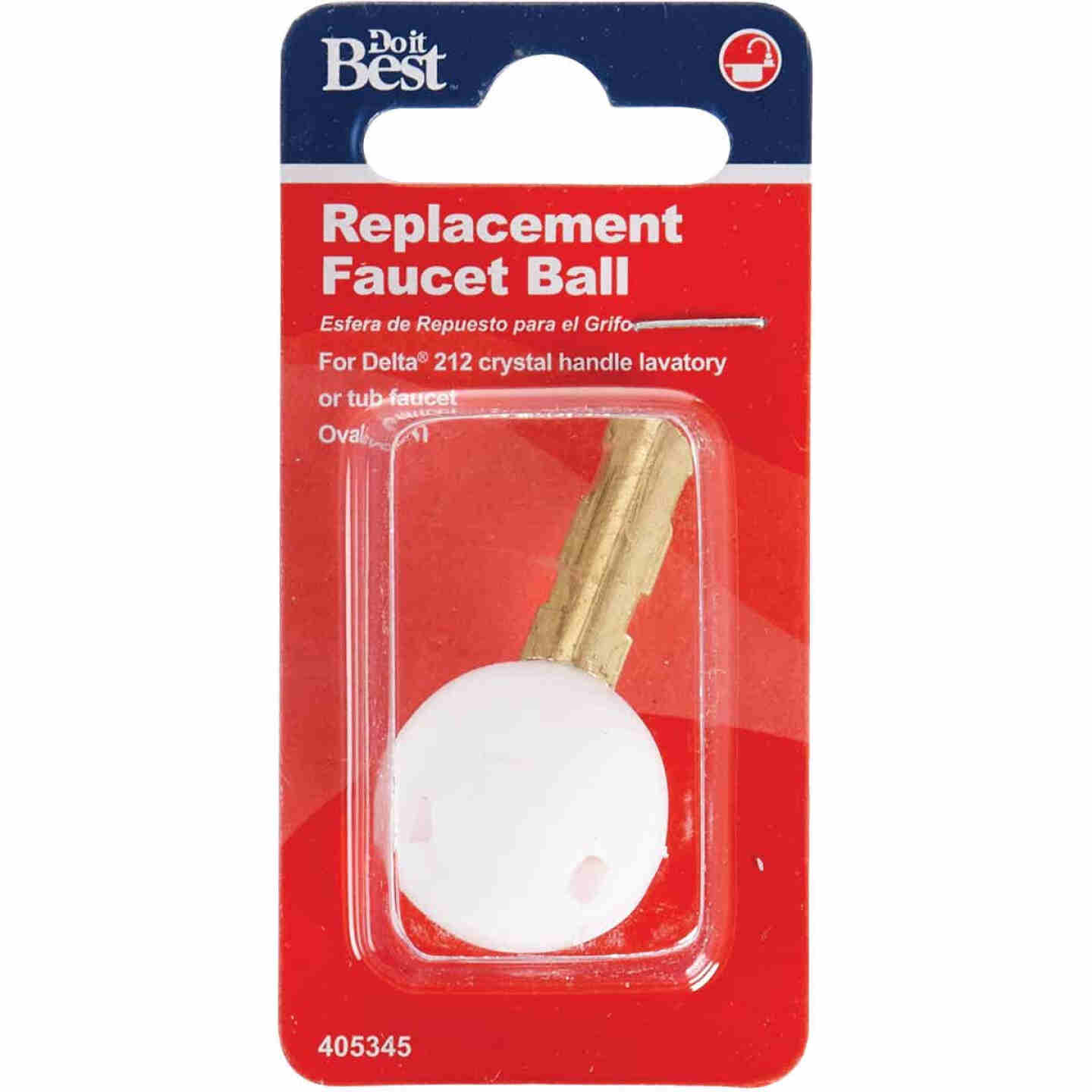 Do it Metal Ball Replacement for Delta 212 Crystal Handle/Peerless Image 2
