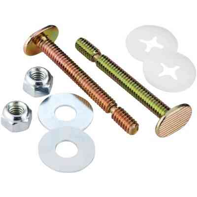 Do it 1/4 In. x 2-1/4 In. Steel Toilet Bolts