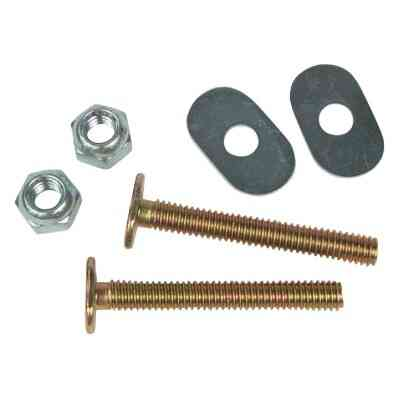 Do it 5/16 In. x 2-1/4 In. Steel Toilet Bolts