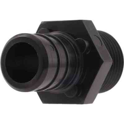 SharkBite 3/4 In. Barb x 1/2 In. MPT Poly-Alloy PEX Adapter