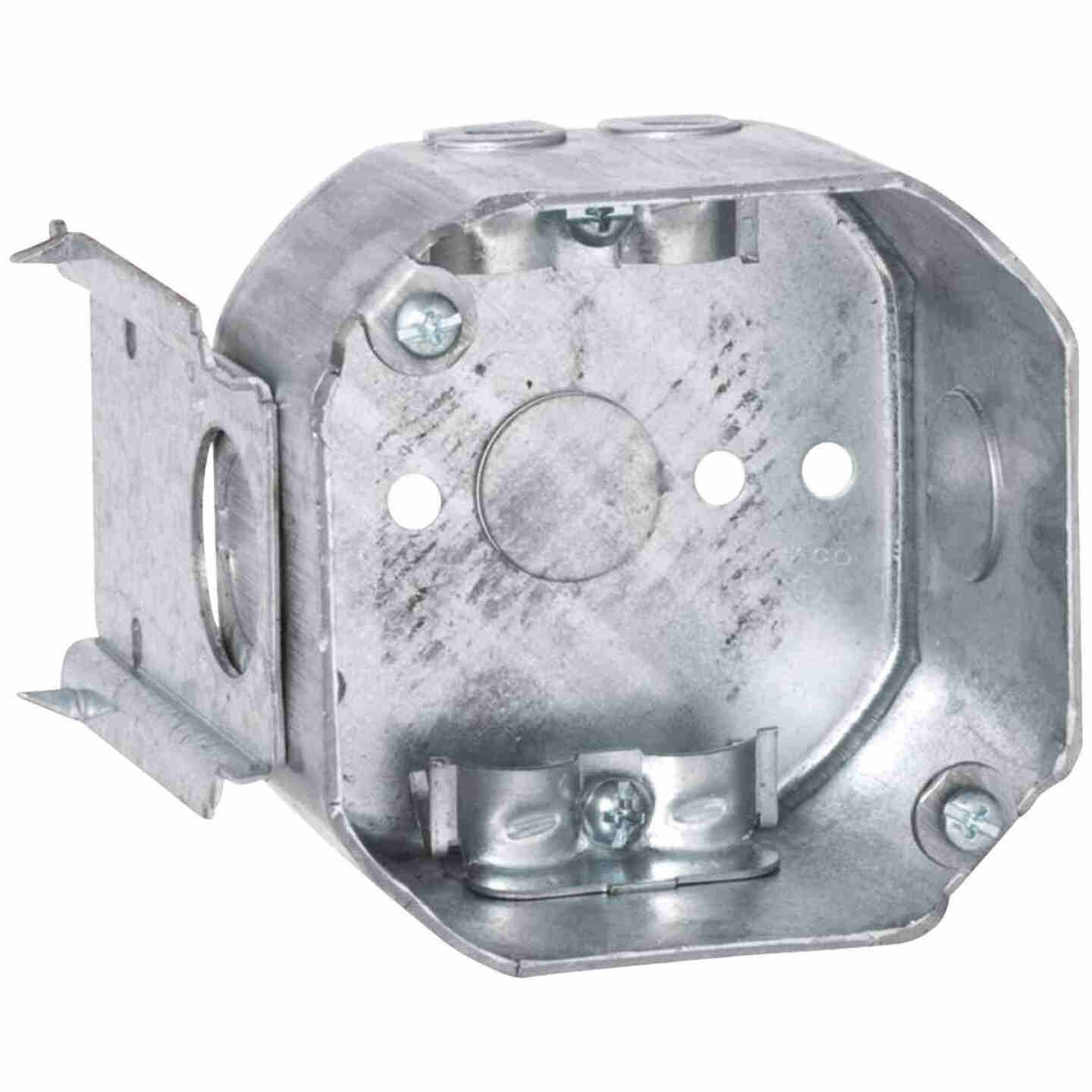 Raco Bracket 4 In. x 4 In. Octagon Box Image 1