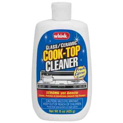 Whink 15 Oz. Glass and Ceramic Cook-Top Cleaner