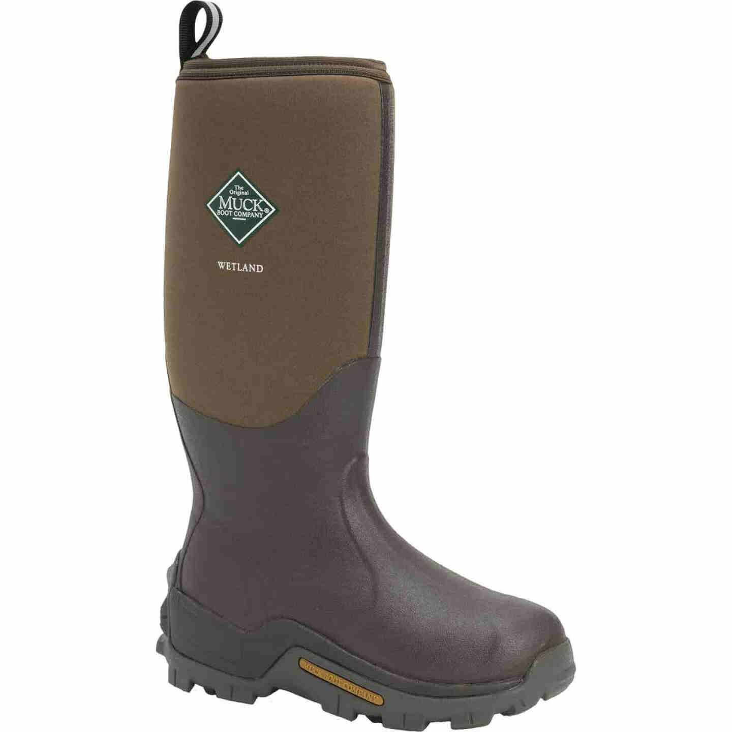 Muck Boot Co Wetland Men's Size 9 Waterproof Hunting Boot Image 1
