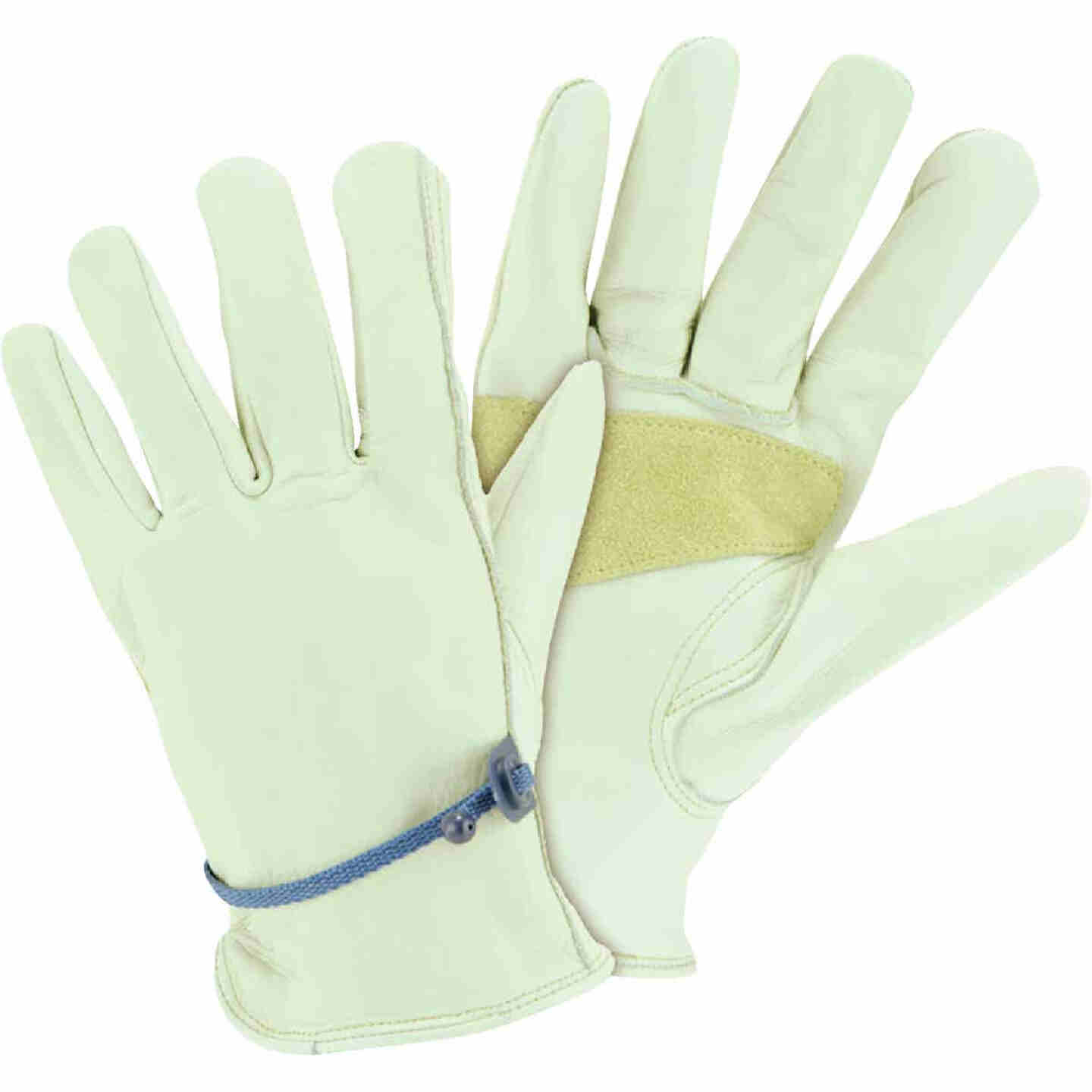 West Chester Protective Gear Men's XL Heavy-Duty Leather Driver Glove Image 1