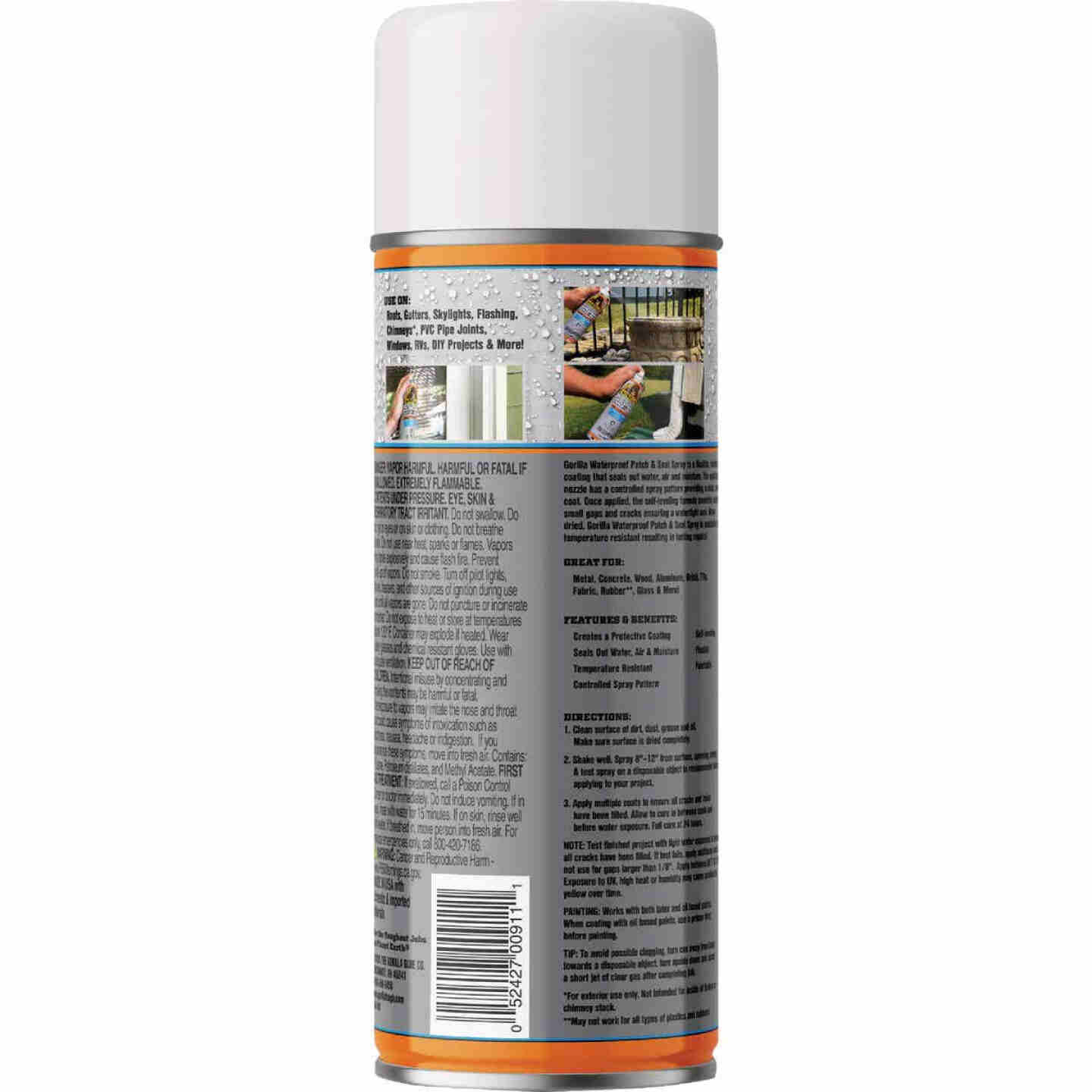 Gorilla 14 Oz. Clear Waterproof Patch & Seal Spray Image 5