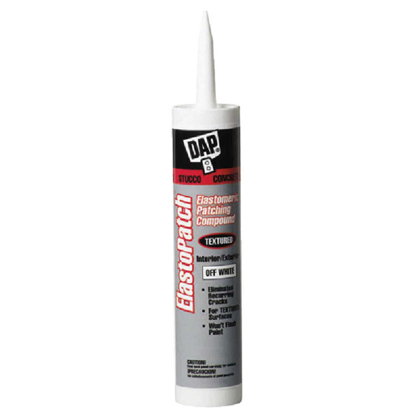 DAP ElastoPatch 10.1 Oz. Off-White Patching Compound Image 1
