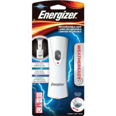 Energizer Weatheready LED Plastic Rechargeable Flashlight