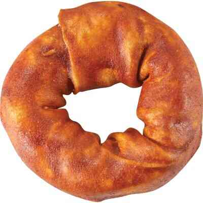 Savory Prime Beef Donut 4 In. Rawhide Chew