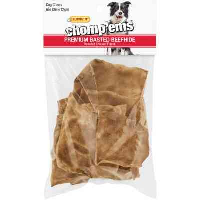 Westminster Pet Ruffin' it Chomp'ems Chicken 6 Oz. Rawhide Chips