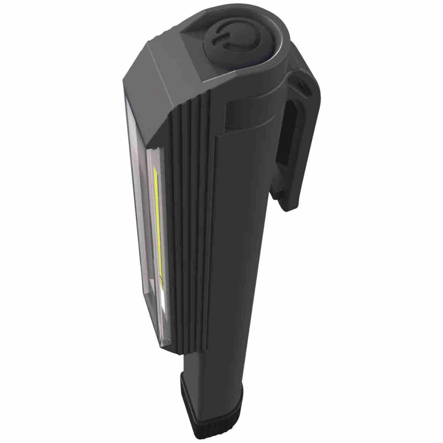 Nebo Larry 170 Lm. COB LED Flashlight, Gray Image 3