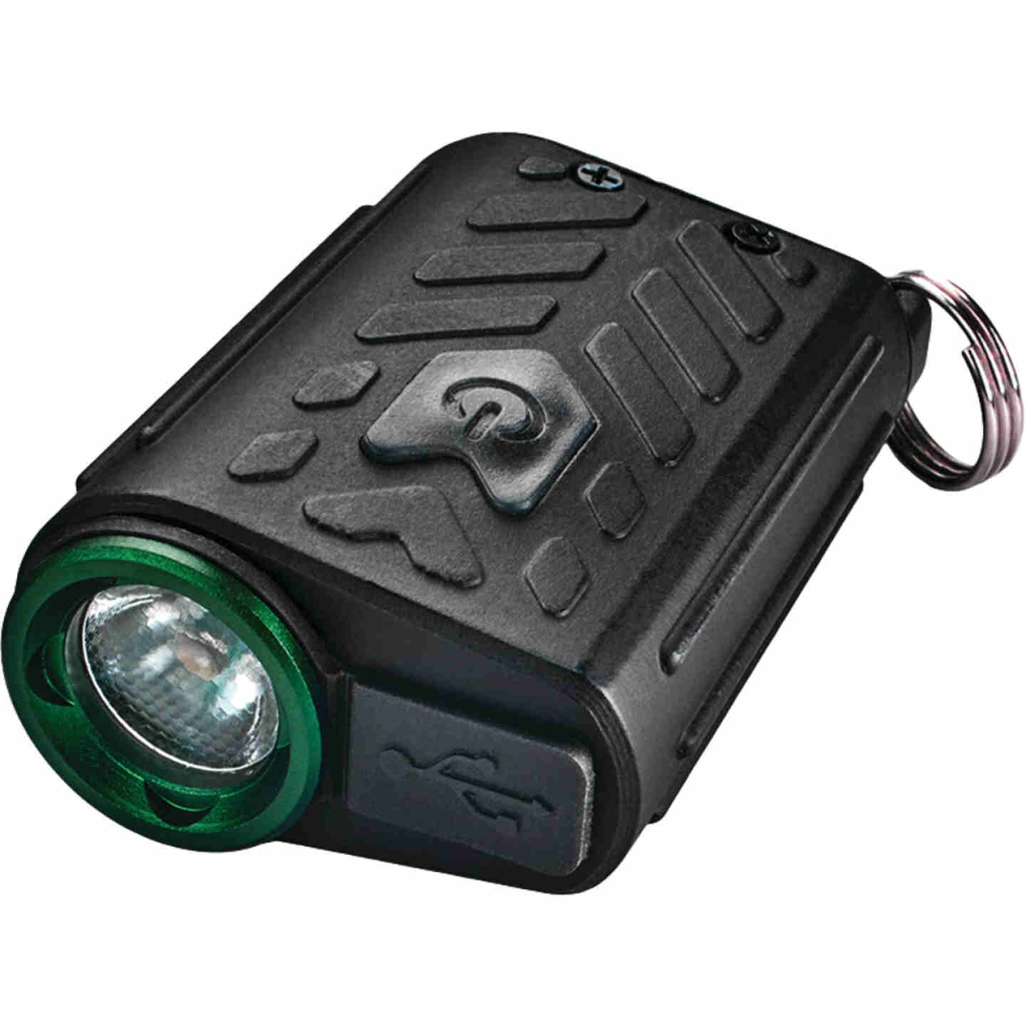 Police Security Seeker-R 150 Lm. Rechargeable LED Keychain Light Image 4